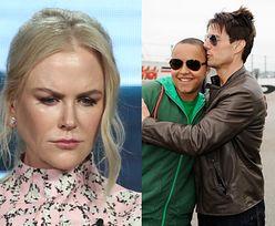 """Nicole Kidman nie dostała zaproszenia na ślub syna? """"Stoi za tym Tom"""""""