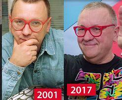Tak przez 27 lat WOŚP zmieniał się Jurek Owsiak!