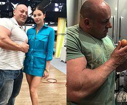 """Hardkorowy Koksu zachwyca się ciężarną ukochaną w """"DDTVN"""": """"Przytyła 4 kilogramy, świetnie wygląda"""""""