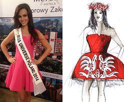 """Projekt """"SUKNI NARODOWEJ"""" dla Miss Polonii! Ładna czy straszna?"""
