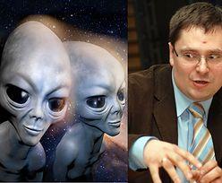 """Terlikowski chce ewangelizować… kosmitów! """"Czy te istoty znają historię Zbawienia?"""""""