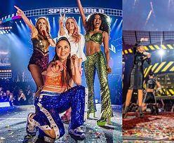 """Dantejskie sceny na koncercie Spice Girls: """"Ludzie wlewali się bez sprawdzonych biletów"""""""