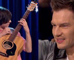"14-letni wirtuoz gitary. Wygra ""Must Be The Music""?"