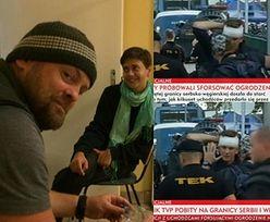 Reporter TVP ZATRZYMANY na Węgrzech pod zarzutem nielegalnego przekroczenia granicy!