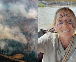 """Beata Pawlikowska radzi: """"Jeśli chcesz pomóc Amazonii, przebacz komuś, do kogo czujesz urazę"""""""
