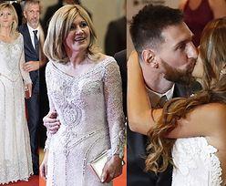 """Kreacja matki Messiego wywołała SKANDAL na jego ślubie! """"Wszyscy byli zaskoczeni"""""""