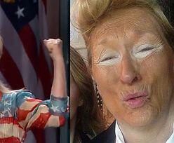 """Meryl Streep: """"Hillary Clinton będzie naszą pierwszą kobietą prezydentem!"""""""