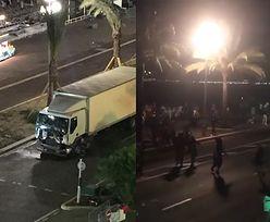 Z OSTATNIEJ CHWILI: Zamach terrorystyczny w Nicei, ciężarówka wjechała w tłum!