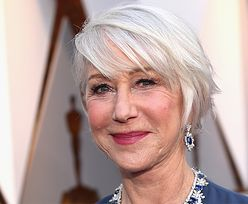 """72-letnia Helen Mirren pokazała zdjęcie BEZ MAKIJAŻU! Fani: """"Powinnaś tak pójść na Oscary"""""""