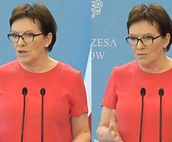 """Ewa Kopacz: """"Apeluję, by między 10 a 17 oszczędzać prąd"""""""
