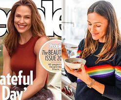 """Jennifer Garner najpiękniejszą kobietą według magazynu """"People"""". Ellen Degeneres wtóruje: """"Jesteś piękna wewnątrz i na zewnątrz"""""""