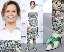 Sigourney Weaver chwali się ekscentrycznym wyczuciem stylu