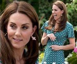 Księżna Kate jest W CZWARTEJ CIĄŻY? Spekulacje wywołała jej... sukienka