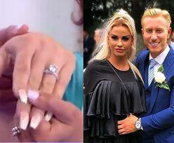 Katie Price znów się zaręczyła. Wyjdzie za mąż po raz CZWARTY?