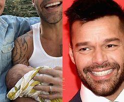 Ricky Martin został ojcem po raz CZWARTY! (FOTO)