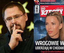 """Tomasz Terlikowski broni Chodakowskiej: """"Została napiętnowana za średniowieczne myślenie"""""""