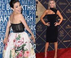 Najciekawsze sukienki koktajlowe w stylizacjach gwiazd