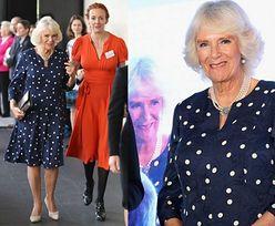 """""""Umierająca"""" księżna Camilla udowadnia, że jest w świetnej formie (ZDJĘCIA)"""