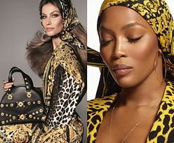 Gisele, Naomi i Christy w kampanii Versace!