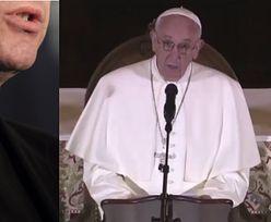 """Papież o księżach-pedofilach: """"Bóg płacze! Takie grzechy nie mogą trzymane w tajemnicy!"""""""