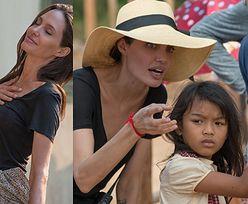 """Jolie zwerbowała dziecięcą """"aktorkę"""" każąc jej... kraść i kłamać?!"""