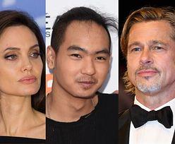 Angelina Jolie buntuje Maddoxa przeciwko Bradowi Pittowi?