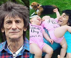 """Ronnie Wood z The Rolling Stones umiera na RAKA PŁUC?! """"Już żegnałem się z rodziną"""""""