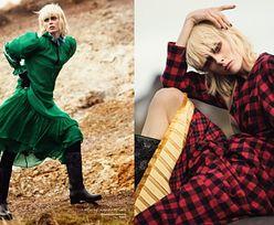 """Coco Rocha pozuje dla islandzkiego """"Glamour"""""""
