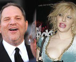 Courtney Love ostrzegała przed Weinsteinem w… 2005 roku! Ją też próbował molestować?