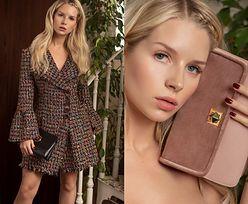 """Siostra Kate Moss przytula torebkę w bułgarskim """"Elle"""""""