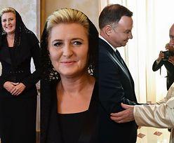 Agata i Andrzej Duda spotkali się z papieżem Franciszkiem (ZDJĘCIA)