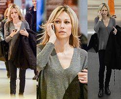 Magdalena Ogórek poszła do kina... Sama (ZDJĘCIA)