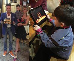 Krzysztof Rutkowski świętuje urodziny syna (FOTO)