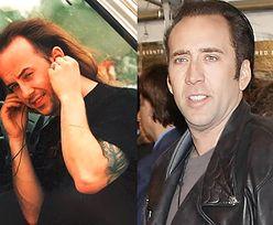 """Nergal jak Nicolas Cage: Lider Behemotha pokazał zdjęcie z młodości. """"Fryzura rodem z lat 80."""" (FOTO)"""