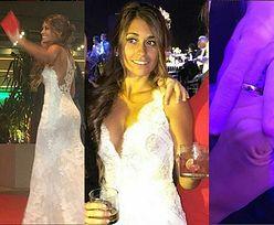 Żona Messiego i zaproszeni goście chwalą się zdjęciami z wesela na Instagramie (FOTO)