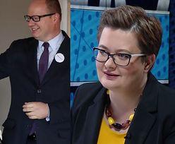 """Żona zmarłego prezydenta Adamowicza zostanie politykiem? """"Zawsze jest miejsce dla takich osób"""""""