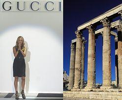 """Gucci chciał zorganizować pokaz na... Akropolu! """"Zaoferowali 2 miliony euro"""""""