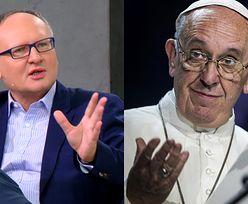 """Prawicowy publicysta twierdzi, że mniej wiernych w kościołach, to efekt Franciszka. """"Przyciąga mniej ludzi!"""""""