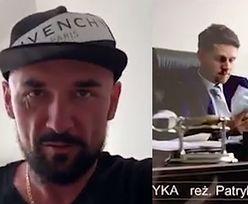 """Patryk Vega odpowiada Bartłomiejowi Misiewiczowi: """"Misiu, premiera """"Polityki"""" i tak nastąpi"""""""