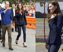 Kate w stylizacji z sieciówki... Elgancka? (ZDJĘCIA)