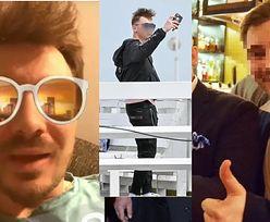"""Syn Martyniuka został czołowym patoinfluencerem? """"Lubi czytać sam o sobie"""" (KLIKA PUDELKA)"""