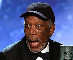 """Ujawniono nagrania z """"niestosownymi komentarzami"""" Freemana: """"Masz sukienkę do połowy uda, KRZYŻUJESZ NOGI..."""""""