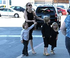 Jolie wkręciła CZWORO DZIECI do filmu!