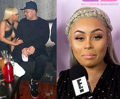Rob Kardashian pobił Blac Chynę i groził, że SIĘ ZASTRZELI?!