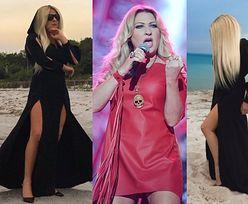 Beata Kozidrak zmienia styl... Robi się na Dodę?