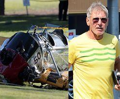 Harrison Ford RANNY w wypadku SAMOLOTOWYM! Spadł na pole golfowe!