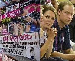 Rodzina królewska pozywa za zdjęcia Kate topless!