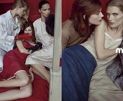 Bela i aniołki Victoria's Secret w kampanii Miu Miu! (FOTO)