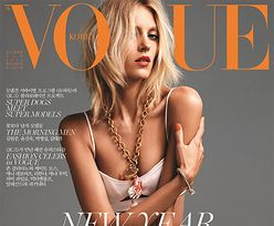 "Anja NA OKŁADCE koreańskiego ""Vogue'a""! (FOTO)"