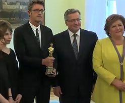 """Pawlikowski u prezydenta: """"To wyjątkowa, niesamowita sprawa!"""""""